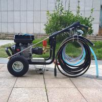 13HP Gasoline Powered Hot Water High Pressure Washer for Grease Cleaning Manufactures