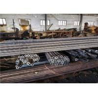 Custom Black Steel Tube Thickness 2.77-12.7mm Galvanized Surface Treatment Manufactures