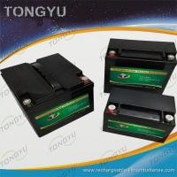 Buy cheap Race Bikes LiFePO4 Lithium Ion Motorcycle Battery 12V 7.5Ah 360A Rechargeable from wholesalers