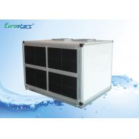 Horizontal / Vertical Cabinet Commercial Air Handling Unit Low Noise Manufactures