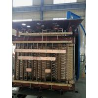 High Voltage High Frequency Transformer , 60 kV 10000 KVA Oil Immersed Power Transformer Manufactures