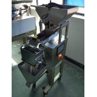 Single Head Linear Weighing Machine For Sugar / Salt 15L Volume Type Manufactures