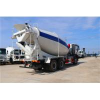 HOWO 8m3 Concrete Mixer Truck  Howo Chassis Concrete Mixer Lorry Manufactures