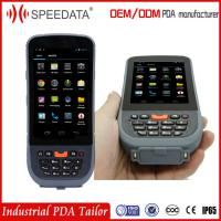 Outdoor Handheld Rfid Reader Writer Portable Terminal Device Rechargeable Battery Manufactures