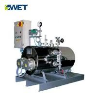 Compact WNS 3 Ton Fuel Gas Steam Boiler , Fire Tube Boiler For Industry Manufactures