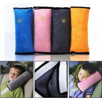 Quality Car seat belt cushion,kids & adults neck protect,travel driving and rest plush for sale