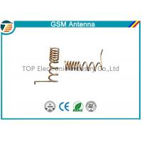 Custom 900MHZ /1800MHZ GSM GPRS spring Antenna For Wireless Devices Manufactures