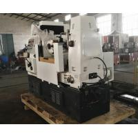 Horizontal Type Gear Hobbing Machine With Servo Motor Hardening Treatment Manufactures