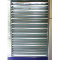series aluminium fixed window shutter, Surface treatment: powder coating in any colour, Manufactures