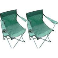 China folding portable travel outdoor camping chair with footrest on sale