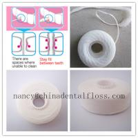 replacement dental floss rolls 50M refilled expanding floss Manufactures