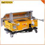 Ez renda Plaster Automatic Rendering Machine Stucco Interior Walls Manufactures