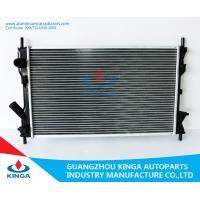 American Car Ford Aluminum Radiator For Model Fiesta Manuanl Transmission Manufactures
