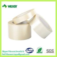 Quality Filament tape for appliance industry for sale