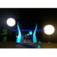 High Lumens Dual Color Led Balloon Lights Smoothly Moduation From 3200~6500k Manufactures