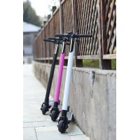 250W lightest electric kick scooter with adult Manufactures