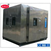 Air Cooled Temperature Humidity Walk In Stability Chamber With Alarm System Manufactures