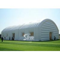 36x20 meters multifunctional white giant inflatable marquee used for sports arena from inflatable tent factory Manufactures