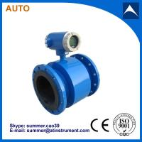Magnetic Flow Meter for Water Treatment With Reasonable price Manufactures