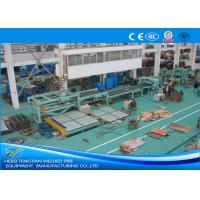 China Full Automatic Cut To Length Line Heavy Duty Customized Design Centerline Control on sale
