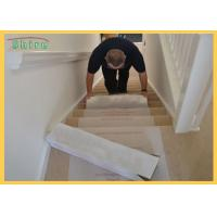 Disposable Granite Protection Film / Household Use Floor Protection Tape Manufactures