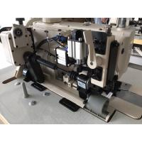 Trimming Mattress Quilting Machine / Sewing Edge Tape Machine 1.2 * 0.6m Table Size Manufactures