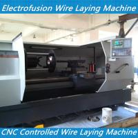 China electro fusion wire laying machine on sale