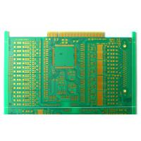 China HDI PCB Printed Circuit Board Maker Smart Electronics 2 Layer Gold Finger on sale