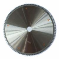China 10 Inch 100 Tooth Tungsten Carbide Tipped Circular Saw Blade For Metal on sale