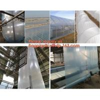 Quality Multi-Span Plastic Film Cover Natural Ventilation Vegetable Greenhouse,Greenhouse Kits Plastic Greenhouse 200 micron gre for sale