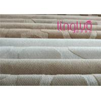 100% Polyester Warp Knitted Dyed Embossed Jacquard Fabric For Sofa Furniture Manufactures