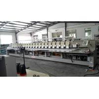 China 20 Head Used SWF Embroidery Machine Second Hand Embroidery Machines on sale