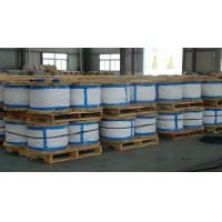 Buy cheap Zinc - Coated Steel Wire Strand 5000ft / Reel As Per Astm A 475 Class A Ehs from wholesalers