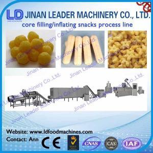 Jam center core filling snack food machine making machine processing line