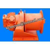 drilling rig hydraulic capstan hydraulic winch Manufactures