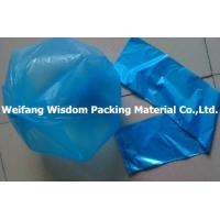 China Plastic Bag-Clear HDPE Coreless Star Sealed Trash Liners 55 Gallons 16 mic 38x60 200 Bags/cs on sale