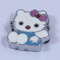 Cute D IY Slide Charms Hello Kitty SC0002H Manufactures