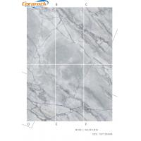 10 mm Thickness Anti - Slip Polished Porcelain Tile That Looks Like Marble 750*1500 mm Size Manufactures