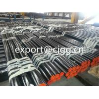China Din 1629 ST52 / Q345 Hot Rolled Pipe Thin Wall Steel Tubing Non - Alloy wholesale