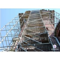 China Highways Subways Bridges Tunnels Scaffold Stair Tower Hot Dip Galvanized on sale