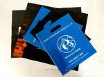 Gravure Printing Custom Plastic Shopping Bags , Plastic Shopping Bags With Handles Manufactures