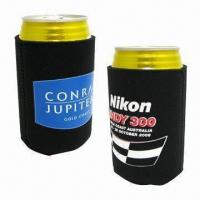 Collapsible Koozies, Made of Neoprene Manufactures