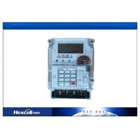Quality Prepaid Energy Meter Using Smart Card Documentation Two Way Communication / Prepayment Meters for sale