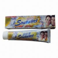 Whitening Toothpaste for Sensitive Teeth, Oral Refreshing, Basic Cleaning Manufactures