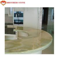 Brothers Stone Luxury Green Onyx Light Green Onyx Table Top Manufactures
