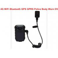 Quality Law Enforcement Wifi Body Camera , Body Worn Video Camera High Resolution for sale
