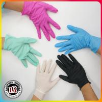 Nitrile powder free medical gloves Manufactures