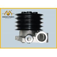 China Aluminum Case ISUZU Water Pump 8976027812 With 4 Belts Pully For 6HK1 FVR on sale
