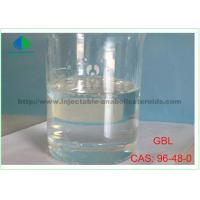 China Gamma Butyrolactone GBL  Intermediates In Pharmaceuticals 96-48-0 Dyes Cleaning on sale
