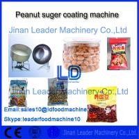 Peanut Sugar Coating Machine industrial chocolate pan polishing Manufactures